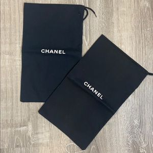 Authentic CHANEL Dust Bags